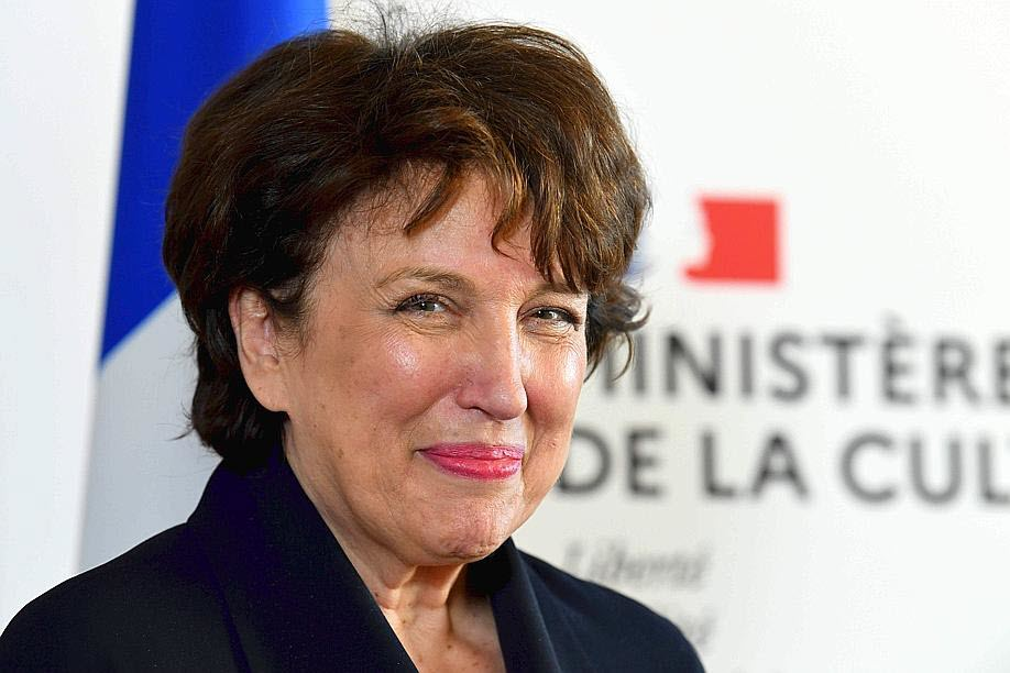 Bienvenue Madame Bachelot ! Bon courage Madame la ministre !