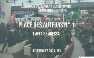 Place des Auteurs n°1 : l'affaire Agessa